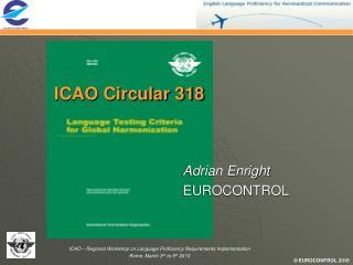 ICAO Circular 318