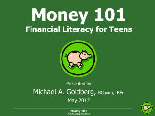 Money 101 Financial Literacy for Teens