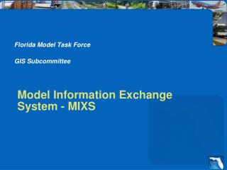 Model Information Exchange System - MIXS
