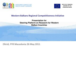 Western Balkans Regional Competitiveness Initiative