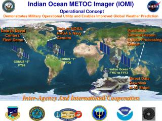 Indian Ocean METOC Imager IOMI  Operational Concept Demonstrates Military Operational Utility and Enables Improved Globa