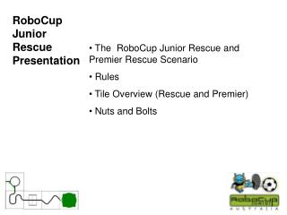 RoboCup Junior Rescue Presentation