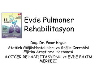 Evde Pulmoner Rehabilitasyon