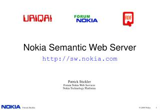 Nokia Semantic Web Server