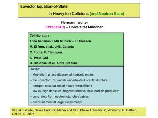 Isovector Equation-of-State