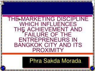 Phra Sakda Morada