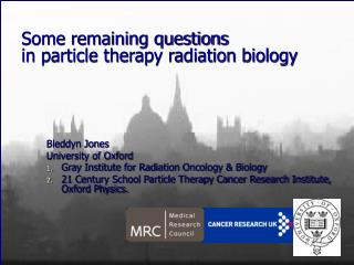 Some remaining questions in particle therapy radiation biology