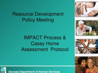 Resource Development Policy Meeting