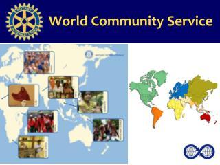 World Community Service