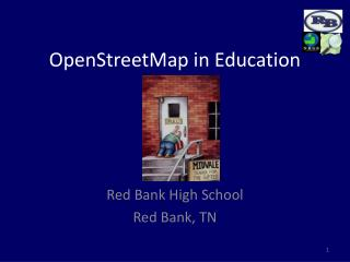 OpenStreetMap in Education