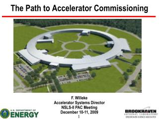 The Path to Accelerator Commissioning