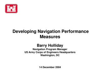 Developing Navigation Performance Measures