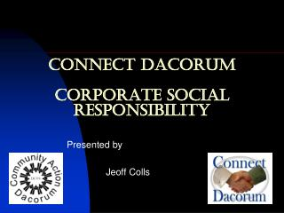 Connect Dacorum Corporate Social Responsibility