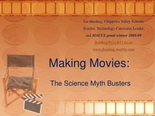 Making Movies: