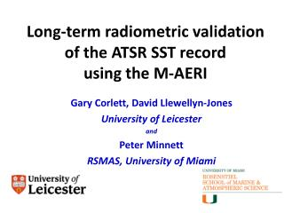Long-term radiometric validation of the ATSR SST record using the M-AERI