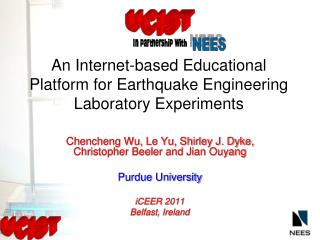 An Internet-based Educational  Platform for Earthquake Engineering Laboratory Experiments