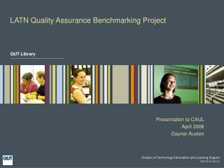LATN Quality Assurance Benchmarking Project