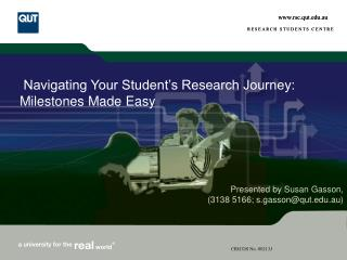 Navigating Your Student's Research Journey: Milestones Made Easy