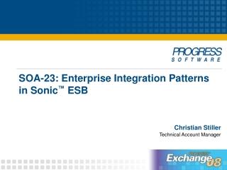 Integration Patterns