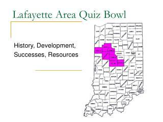 Lafayette Area Quiz Bowl