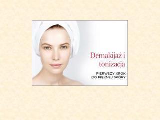 Demakijaż to podstawa pielęgnacji twarzy.  Powinien być wykonywany starannie dwa razy dziennie.