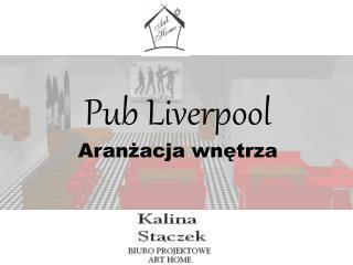 Pub Liverpool Aran?acja wn?trza