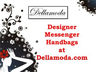 Designer Handbags at dellamoda.com