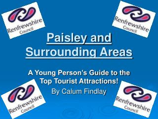Paisley and Surrounding Areas