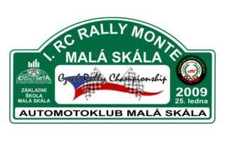 I. RC RALLY MONTE MAL� SK�LA