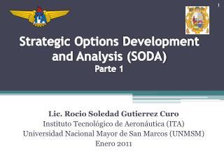 Lic. Rocio Soledad Gutierrez Curo Instituto Tecnol�gico de Aeron�utica (ITA)