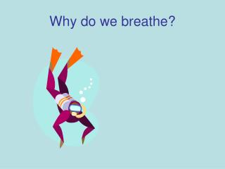 Why do we breathe