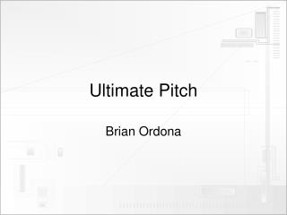 Ultimate Pitch