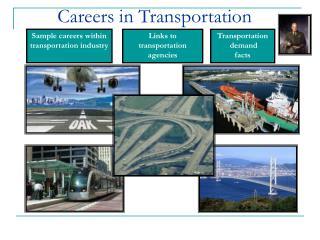Careers in Transportation