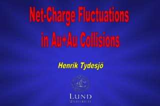 Net-Charge Fluctuations  in Au+Au Collisions