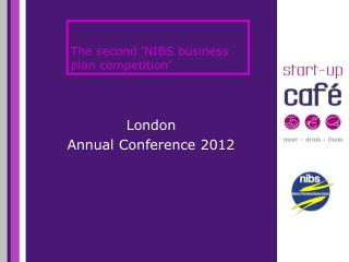 London Annual Conference 2012