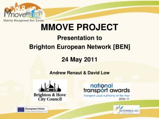 MMOVE PROJECT