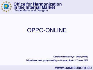OPPO-ONLINE
