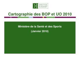 Minist re de la Sant  et des Sports Janvier 2010