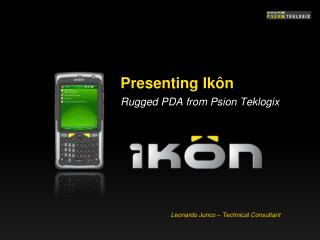 Presenting Ikôn
