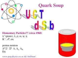 Quark Soup
