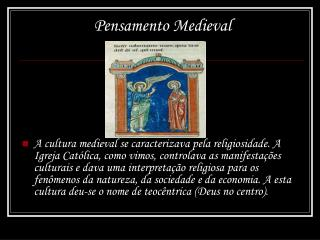 Pensamento Medieval