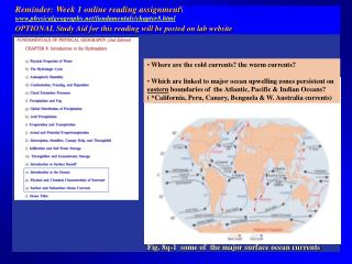 Reminder: Week 1 online reading assignment\ physicalgeography/fundamentals/chapter8.html