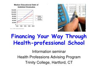 Financing Your Way Through Health-professional School