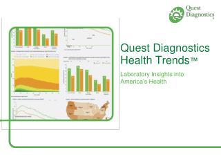 Quest Diagnostics Health Trends ™