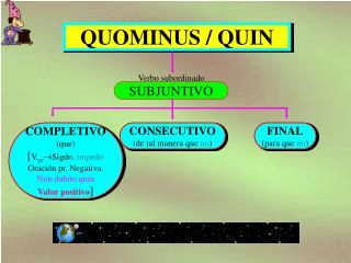 QUOMINUS / QUIN
