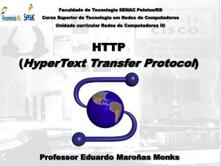 HTTP  ( HyperText Transfer Protocol )