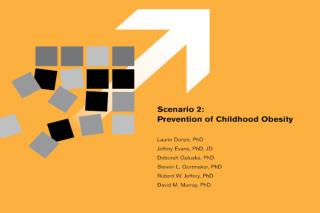 Childhood Obesity Scenario: Quasi-Experiments and Natural Experiments Versus RCTs