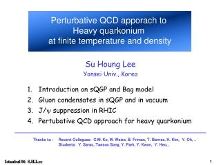 Introduction on sQGP and Bag model Gluon condensates in sQGP and in vacuum