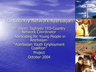 YES Country Network-Azerbaijan