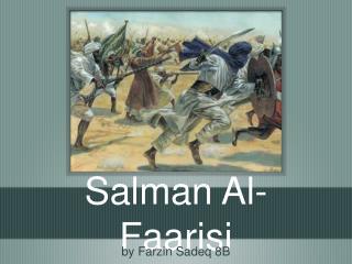 Salman Al-Faarisi
